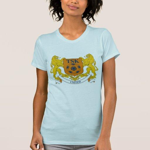 El TSK de las mujeres T Shirt
