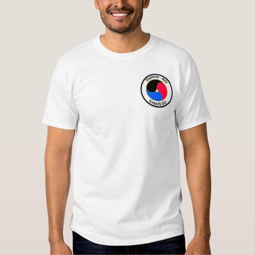 El Tsunami-Ryu Karate-Hace Camisas