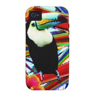 El tucán iPhone 4 fundas