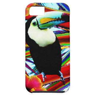 El tucán iPhone 5 carcasa