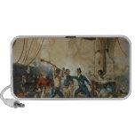 El tumulto a bordo el Chesapeake, 1813 iPhone Altavoz