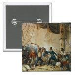 El tumulto a bordo el Chesapeake, 1813 Pin