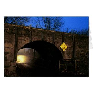 El túnel I - mundo mágico más allá del túnel Tarjetas