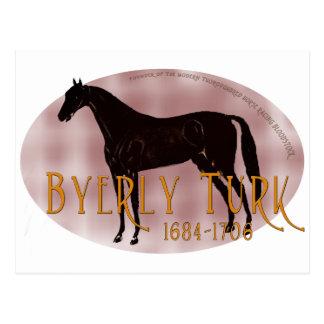 El turco de Byerly Postal