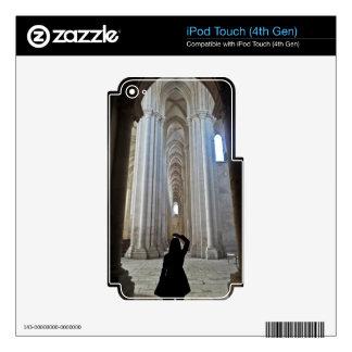 El turista calcomanía para iPod touch 4G