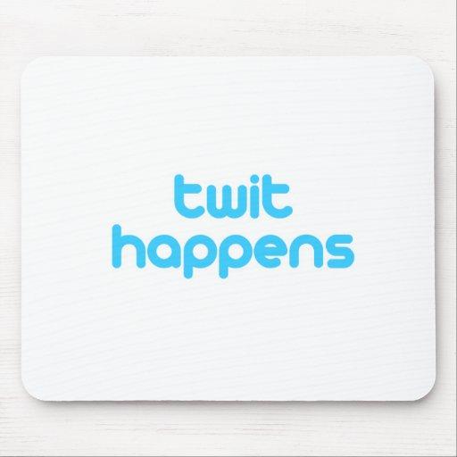 el twit sucede tapetes de ratones
