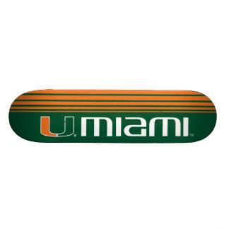 El U Miami Patines