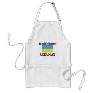 El ucraniano más caliente del mundo delantales