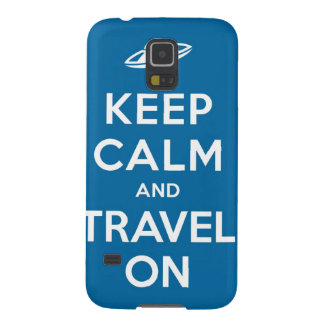 El UFO guarda calma y viaja encendido Carcasa Para Galaxy S5