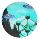 el UFOs Platos