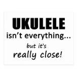 El Ukulele no es todo Postal