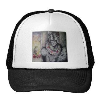 El último Hakuna Matata con la plantilla del gorra
