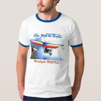 el ultralite, se eleva con Eagles, ROC Camisas