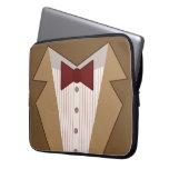 El undécimo doctor Outfit Laptop Sleeve Manga Portátil