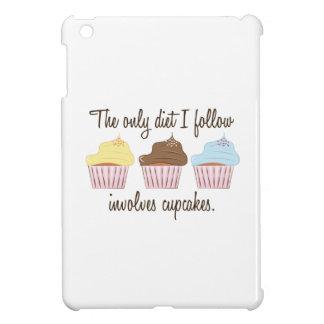 El único dietg que sigo implica los cupcakes.