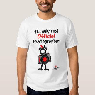El único fotógrafo oficial real playera