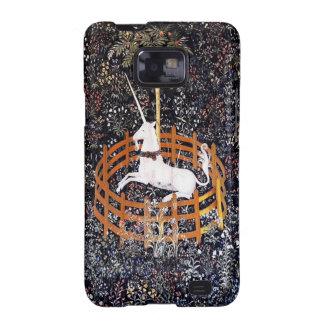El unicornio en caso de la galaxia S2 de Samsung d Galaxy S2 Carcasa