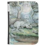 El unicornio enciende la caja por Molly Harrison
