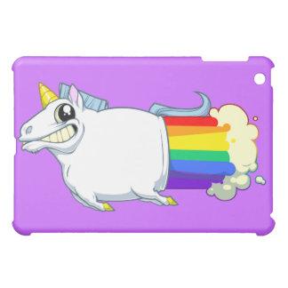 El unicornio Farts caso del iPad