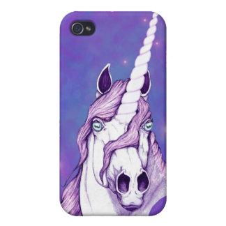 El unicornio hermoso soña la caja de encargo de la iPhone 4 coberturas