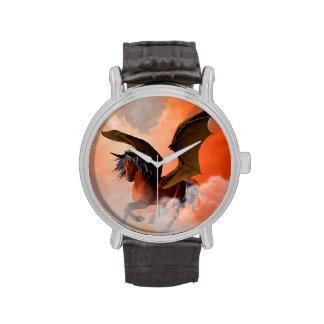 El unicornio oscuro relojes de pulsera