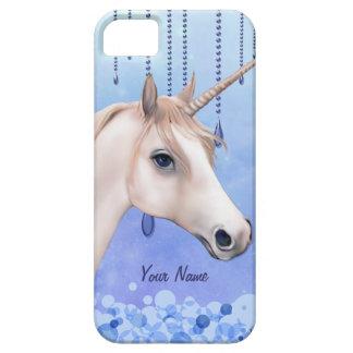 El unicornio soña el iPhone 5 de la fantasía iPhone 5 Case-Mate Carcasas
