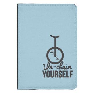 El Unicycle el | se suelta Funda Para Kindle Touch