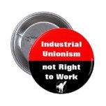 el unionismo industrial no endereza para trabajar  pins