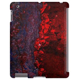 """El """"universal sangra"""" el caso del arte de JTG Funda Para iPad"""