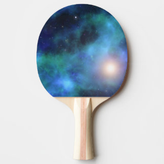 El universo asombroso pala de tenis de mesa
