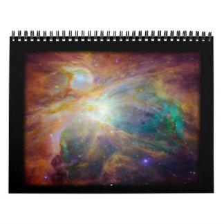 El universo calendario