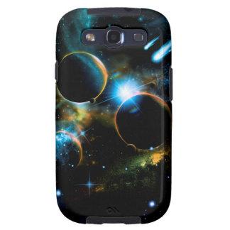 El universo de planetas galaxy SIII coberturas