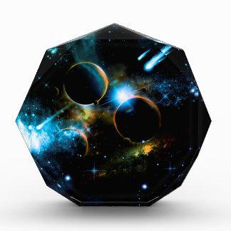 El universo de planetas