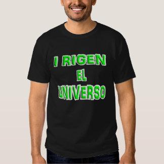 EL Universo del rigen I. Gobierno el universo Poleras