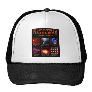 El universo eléctrico gorras