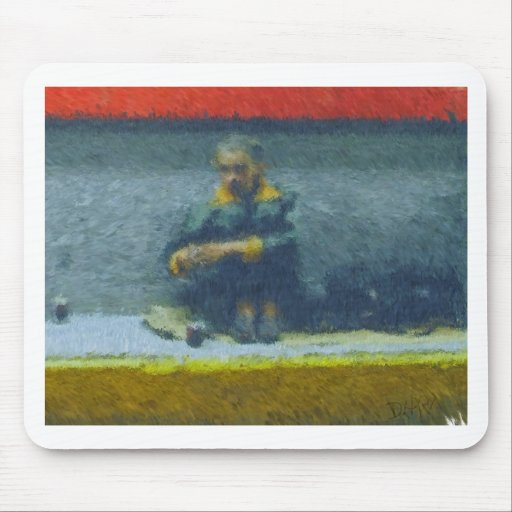 el untitledhomeless_Painting Tapete De Raton