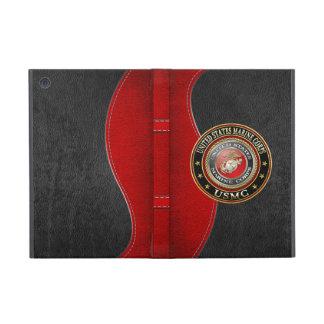 El USMC simboliza [la edición especial] [3D] iPad Mini Protectores