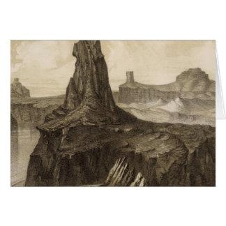 El Vado de Los Padres, Colorado River Card