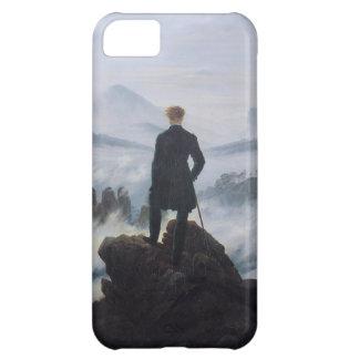 El vagabundo sobre el mar de la niebla carcasa para iPhone 5C
