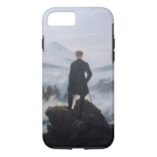 El vagabundo sobre el mar de la niebla funda iPhone 7