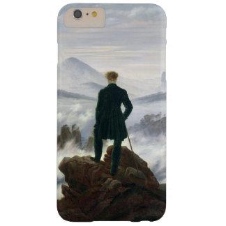 El vagabundo sobre el mar de la niebla funda para iPhone 6 plus barely there