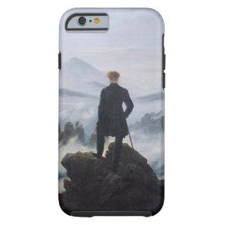 El vagabundo sobre el mar de la niebla funda resistente iPhone 6