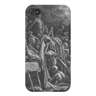 El valle de la muerte - cubierta del iPhone iPhone 4/4S Funda