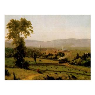 El valle de Lackawanna Postal