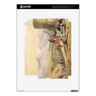El valle de Maidan, de 'bosquejos en Afghaunist iPad 3 Pegatinas Skins