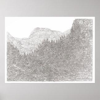 El valle de sueños zurdos - poster
