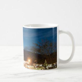 El Valle Classic White Coffee Mug