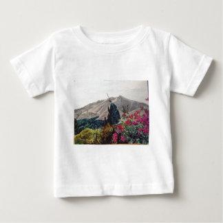 El Valle ,Panama WaterColor Baby T-Shirt