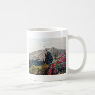 El Valle ,Panama WaterColor Coffee Mug