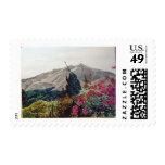 El Valle ,Panama WaterColor Stamp